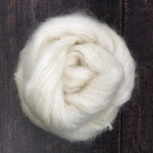 Kid Silk Lace - 72% Kid Mohair, 28% silke -  50g/420m - 195 kr.