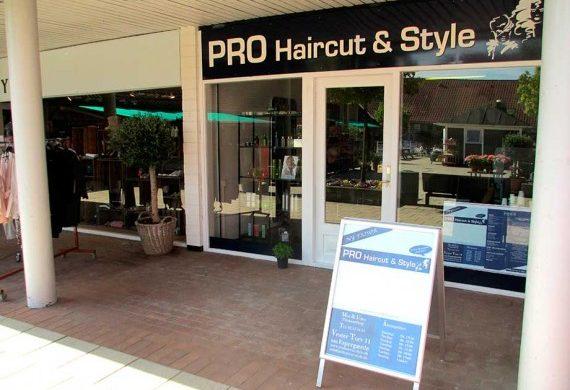 Pro Haircut & Style