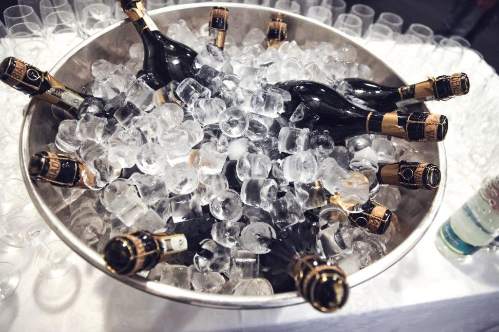 Nytårs Champagne 30/12