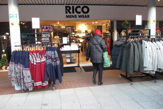 Rico Mens Wear