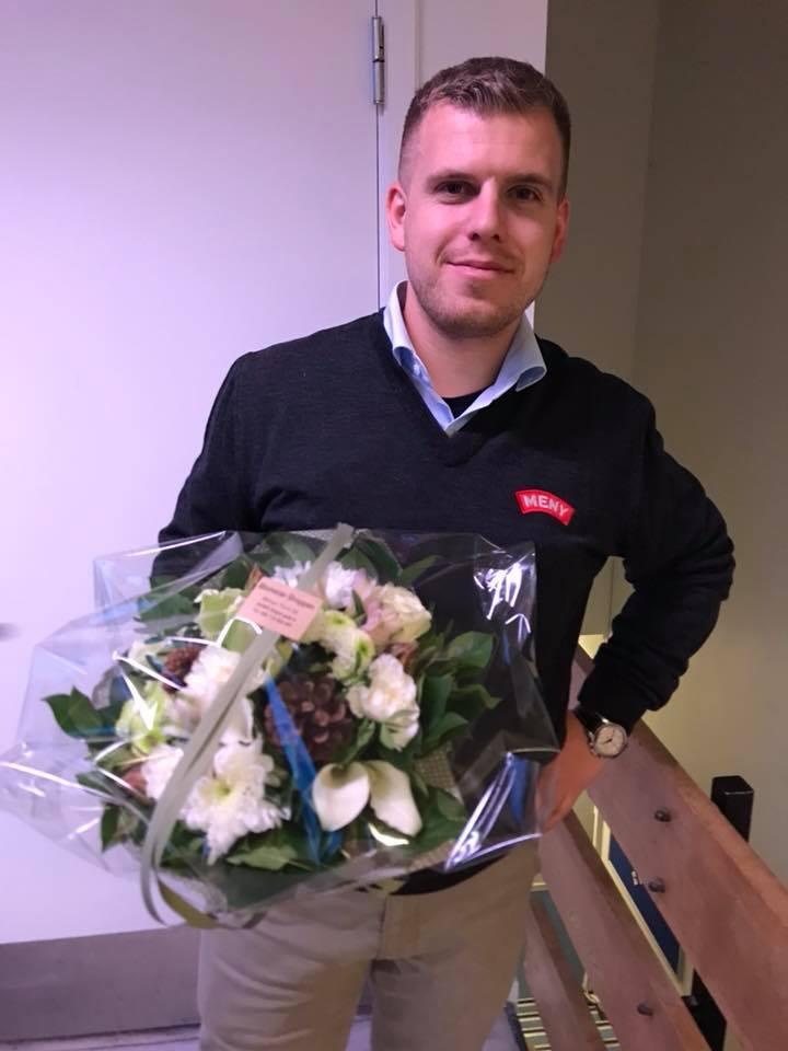 Sebastian Månedens medarbejder Dec 2017