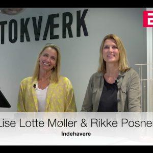 Ugens Butik: Stokværk Café, Bolig & Design Hus