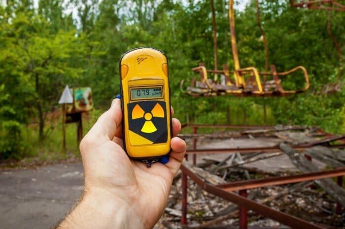 Kiev inkl. Tjernobyl.