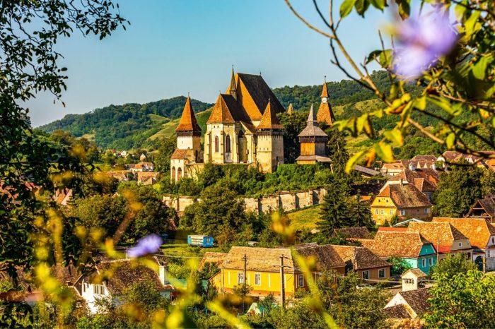 Transsylvanien en oplevelse for livet.