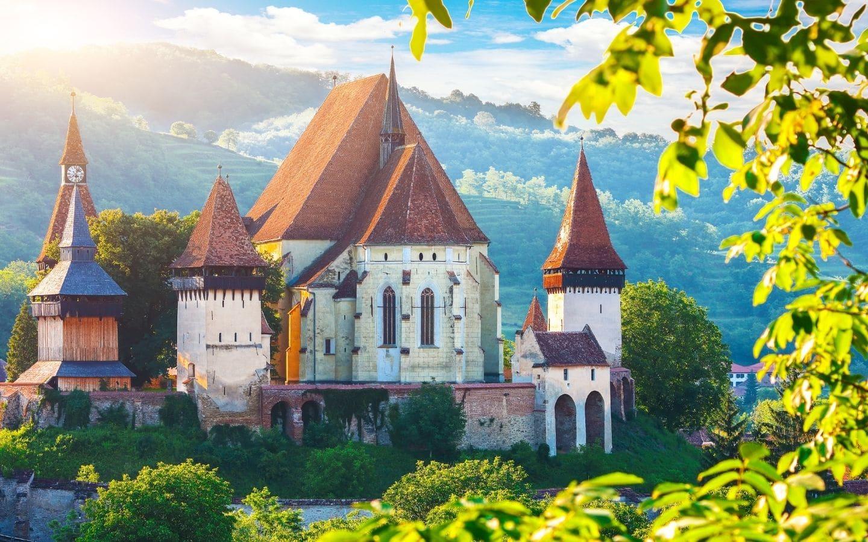Transsylvanien, Rumænien