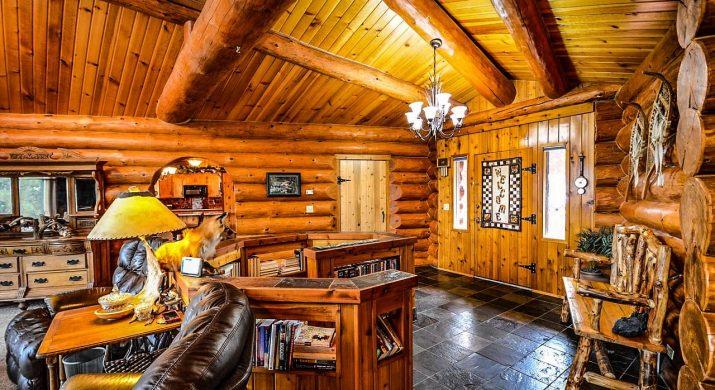 Baikal lodge interior