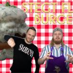STEGT FLÆSK BURGER