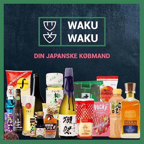 WakuWaku.dk
