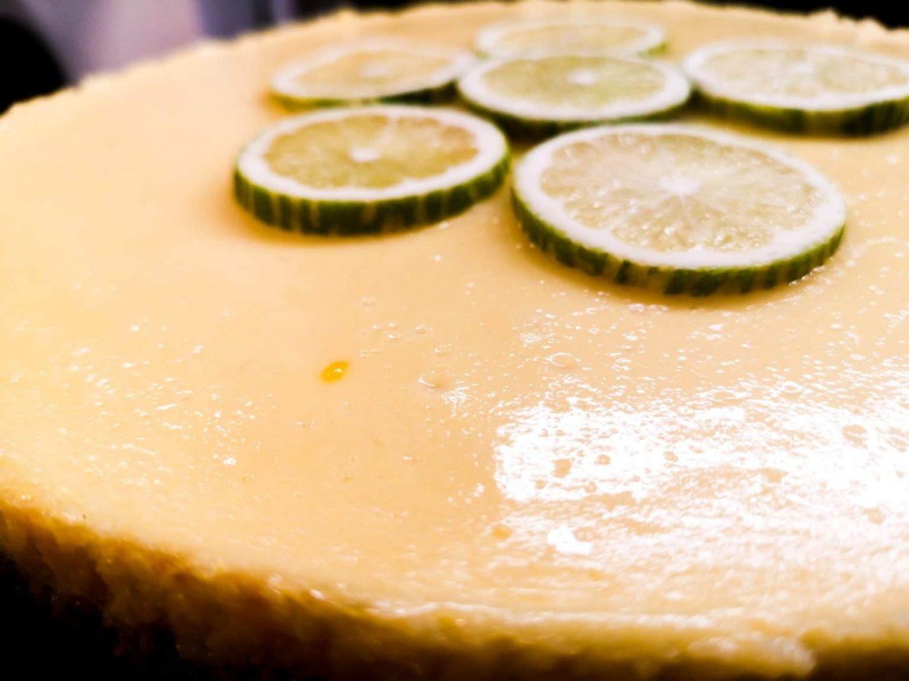 Lækker Lime Pie
