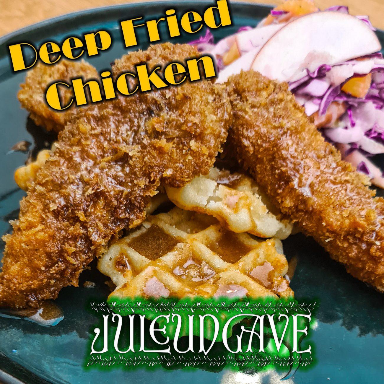 Deep Fried Chicken – Juleudgave