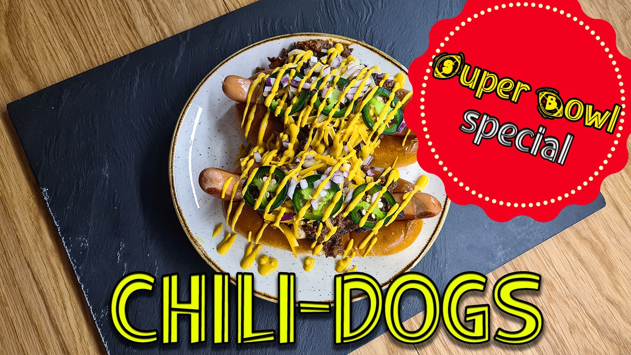 CHILI-DOGS – SUPER BOWL SPECIAL