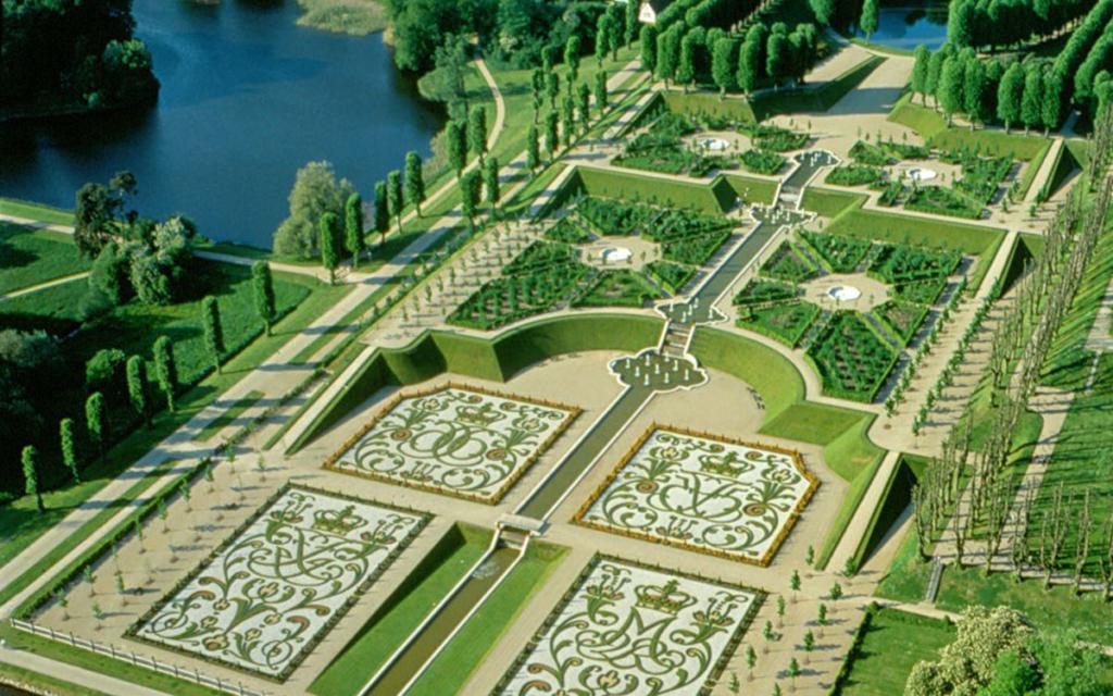 Fredensborg slot og slotshave