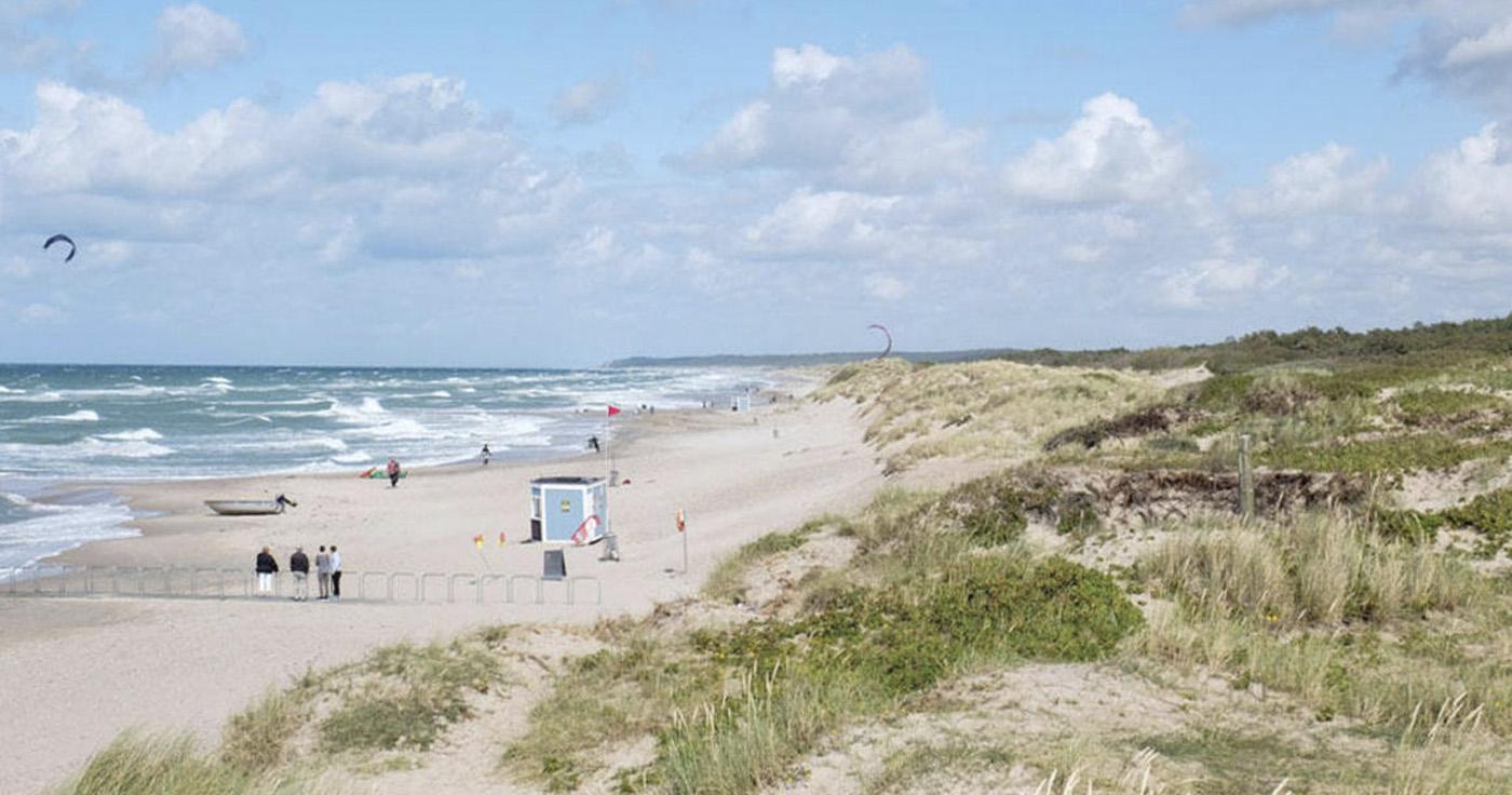 Strand i Nordsjælland