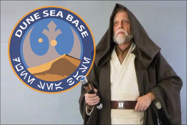 Rebel Legion Dune Sea Base