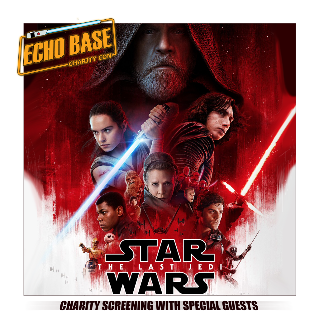 star wars the last jedi charity