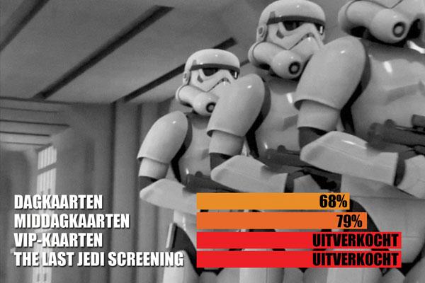 wees geen Stormtrooper