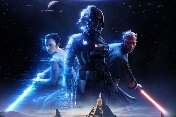 Star Wars Battlefront II poster