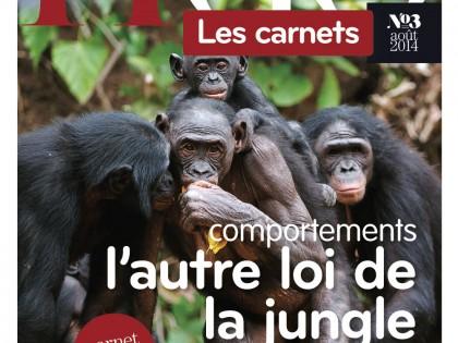 Carnet n°3 : Comportements : L'autre loi de la jungle. De la compétition à la collaboration.