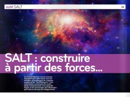 Outil. SALT : construire à partir des forces
