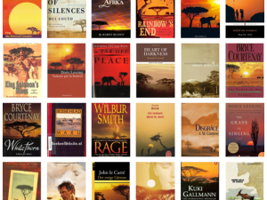 Waarom hebben boeken over Afrika allemaal dezelfde cover?