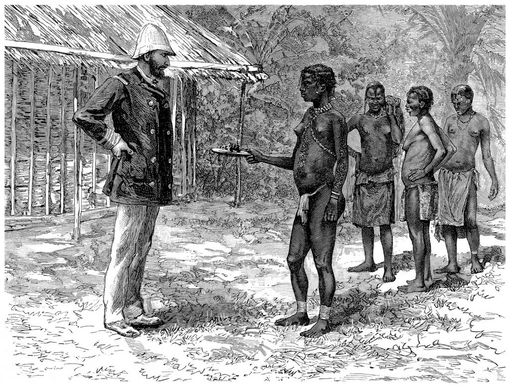 White Master : Slavery - Esclavage - Sklaverei