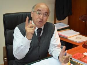Portrait. Abdeljalil Cherkaoui