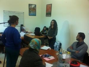 Du 19 au 21 octobre, rencontre à Oujda avec nos partenaires pour la consolidation de nos projets
