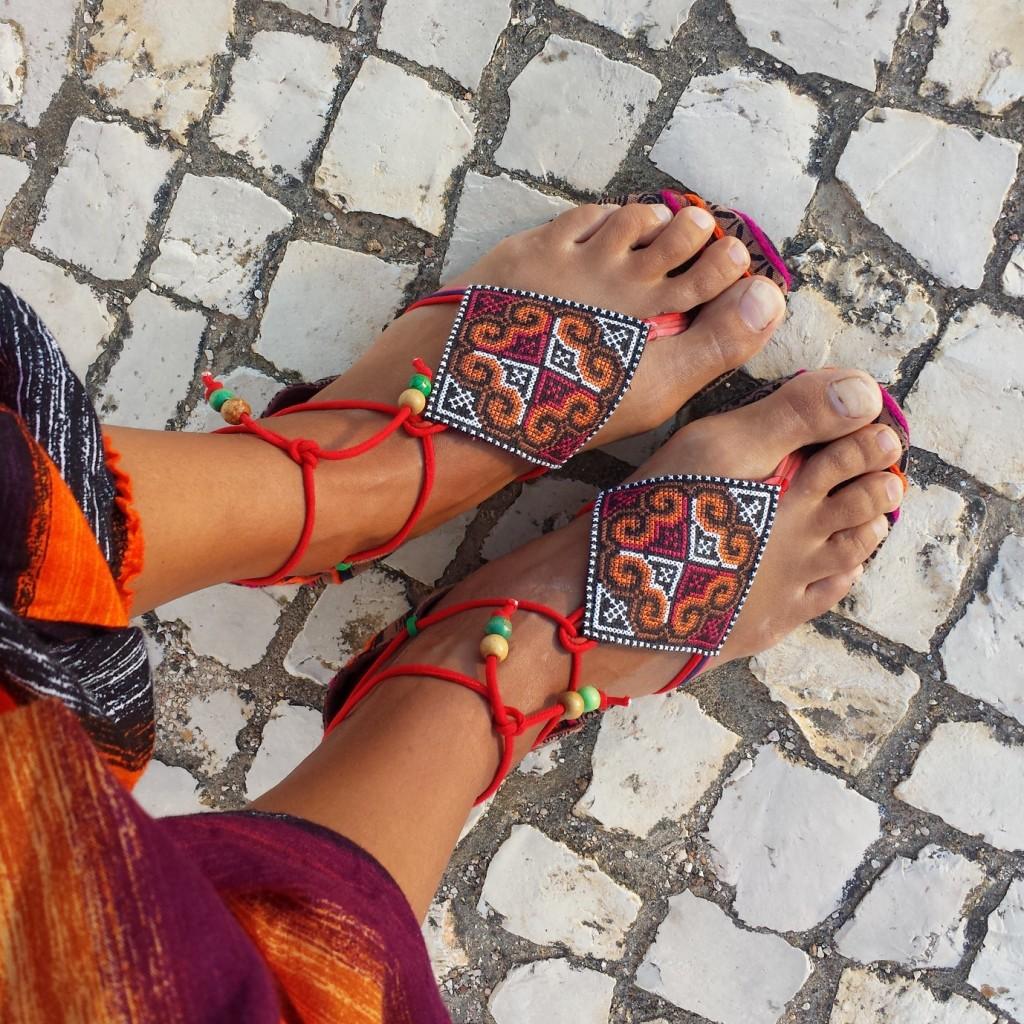 Sandali marocchini