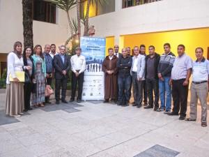 Sensibilisation Coaching Territorial à Afhir (Maroc)