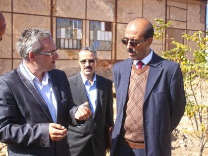 Dialogue structuré avec les élus de la Commune de Touissit (Maroc)