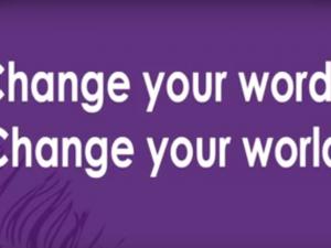 Vidéo du mois. The power of words