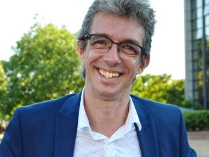 Alexandre Delvaux, nouveau directeur de Echos Communication