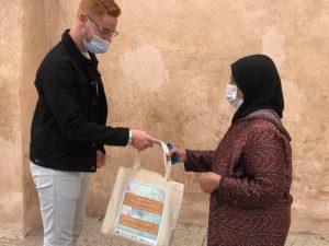 """Octobre – Accompagnement des populations """"invisibles"""": les Travailleurs Domestiques au Maroc"""