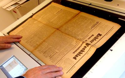 Historische collectie gemeente Echt-Susteren wordt gedigitaliseerd!