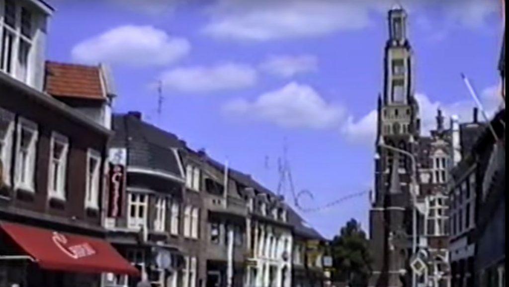 Echt: Tijdsbeeld centrum1988