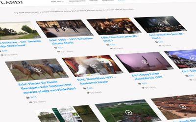 Dagelijks nieuwe video's op Echterlandj tijdens Quarantaine periode