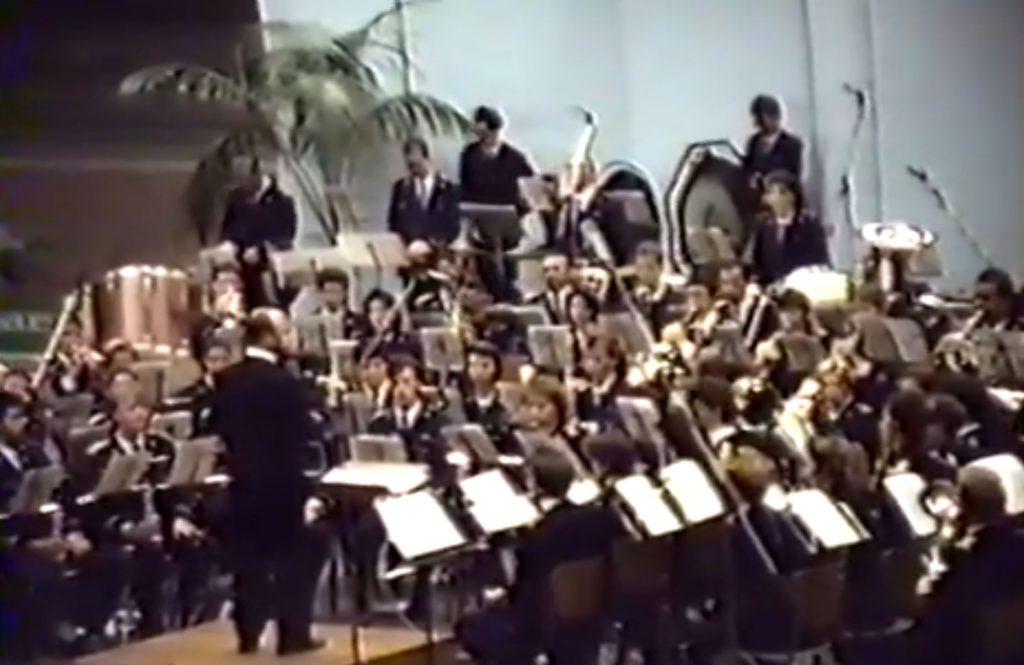 Echt: St. Caecilia op concours in Sittard 1989 (deel 1)