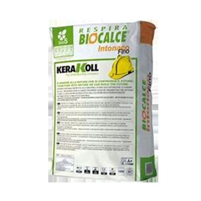 Kerakoll Biocalce® Intonaco fino