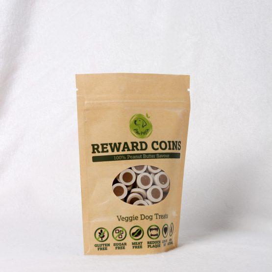 Peanut Butter Flavour Reward Coins