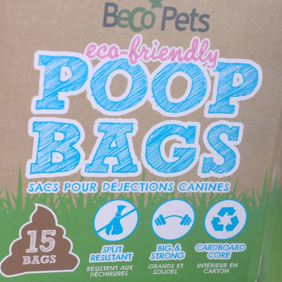 Unscented Degradable Poop Bags