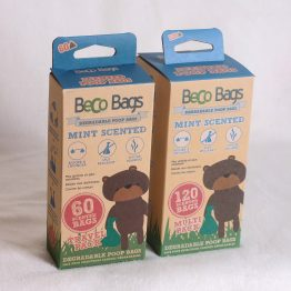 Scented Degradable Poop Bags