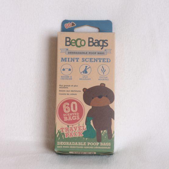 Scented Degradable Poop Bags