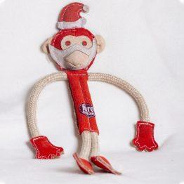 dog-toy-christmas-milo-the monkey