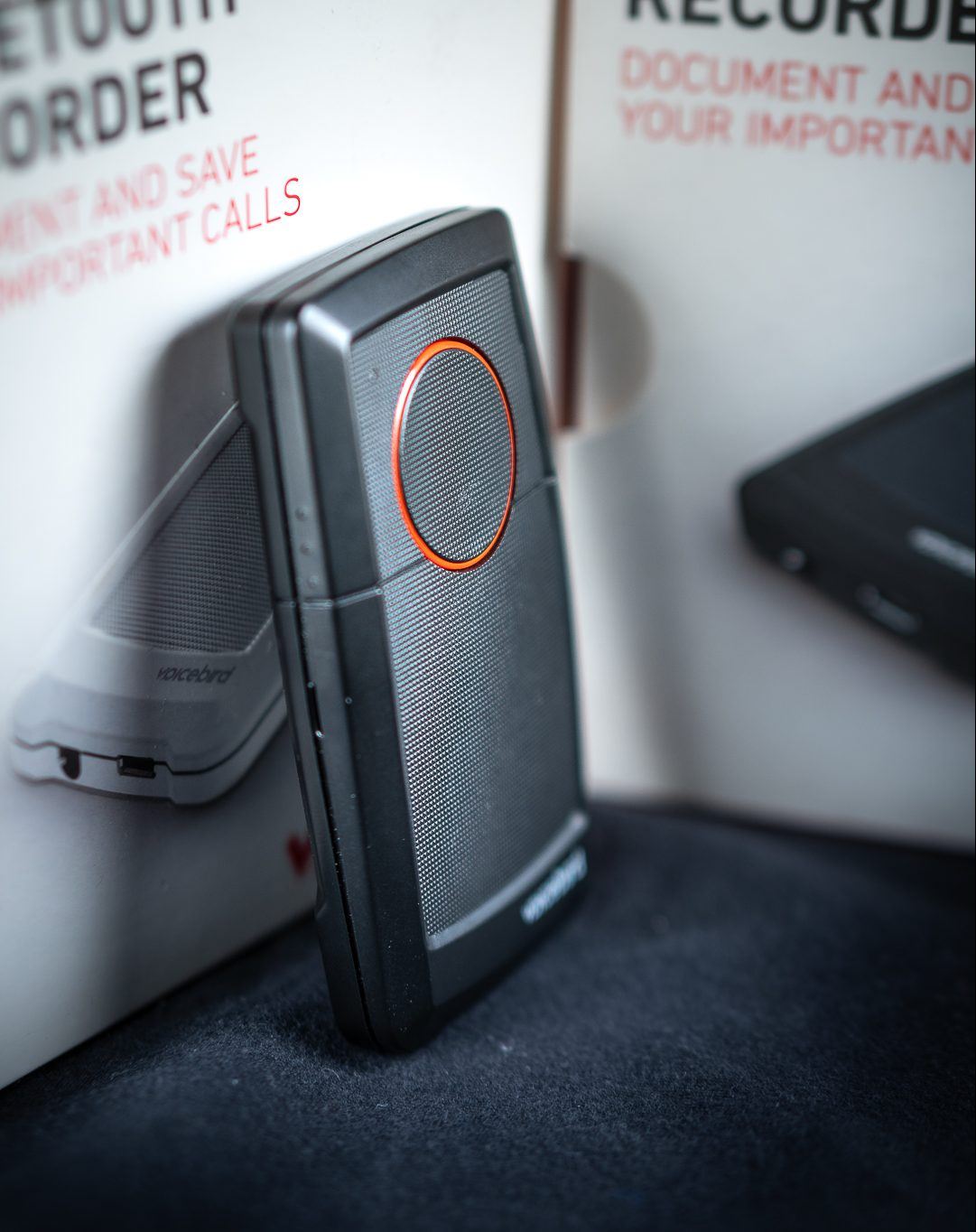 ECT - Wireless Audio Recording, VoiceBird