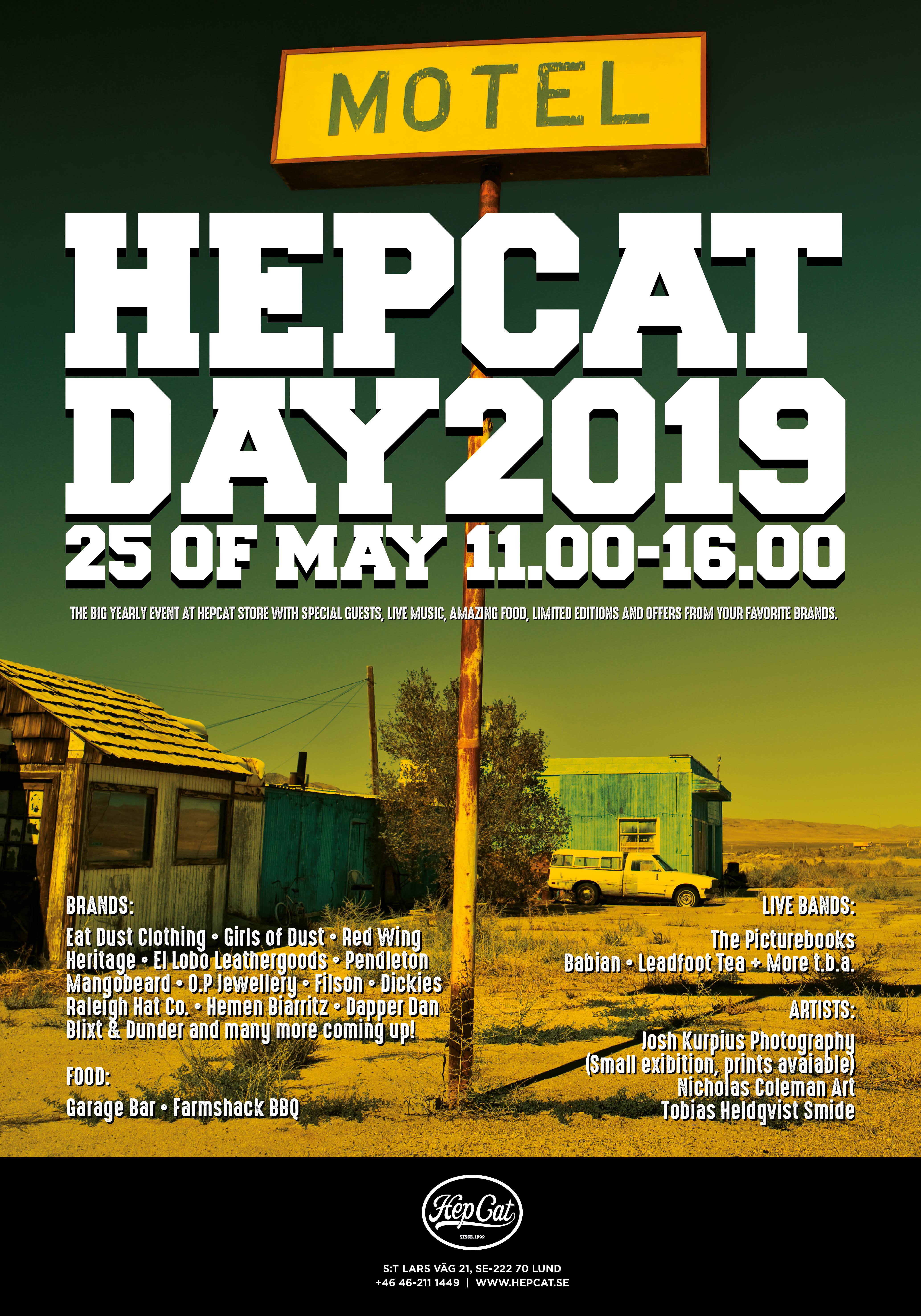 Slims.se HepCat Day 2019