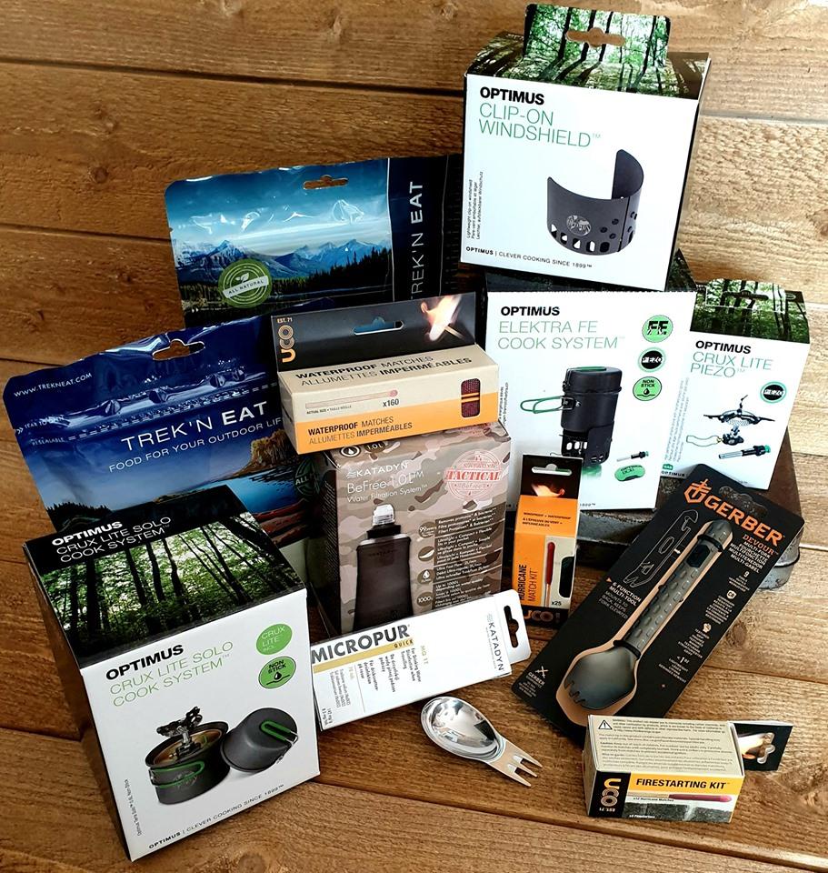 Slims.se har stort sortiment av EDCutrustning, produkter för krisberedskap och för preppern!