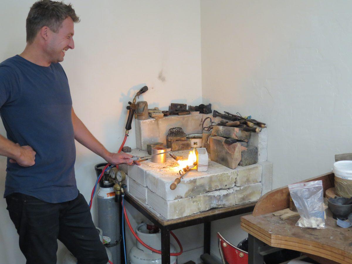 edelsmid voor een dag sjoerd maret amsterdam workshop