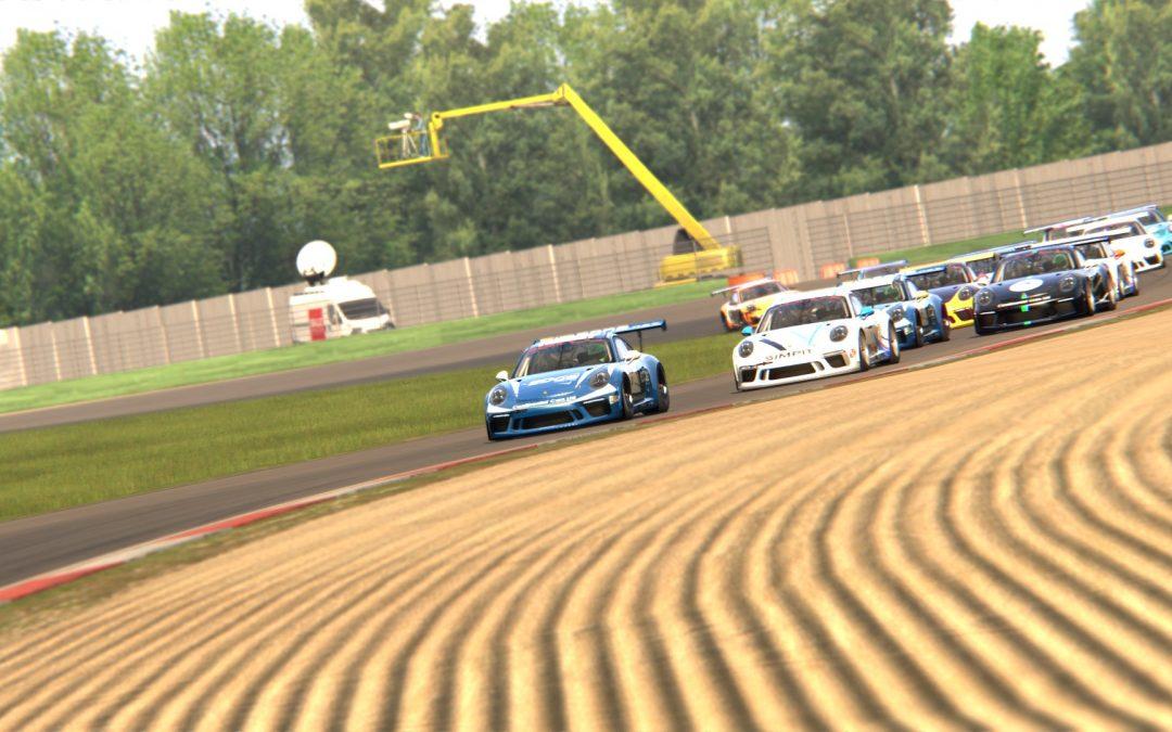 SRM Porsche 911 GT3 Championship: Round 3 – Race Report