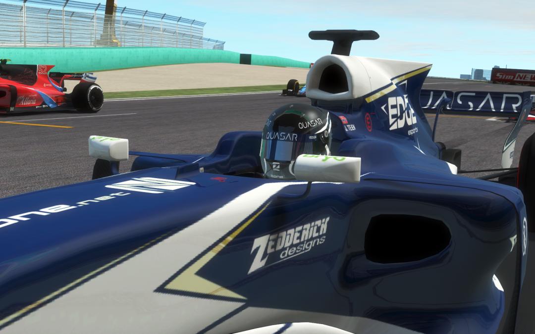 2018 GPVWC Chinese Grand Prix – Race Report