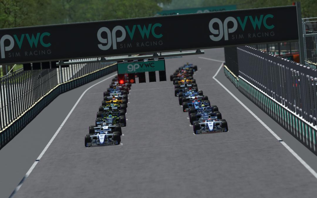 2018 GPVWC Azerbaijan Grand Prix – Race Report